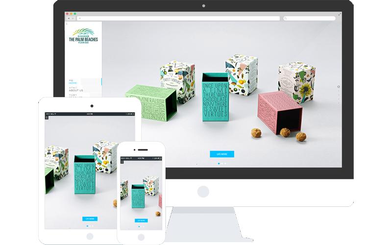 包装设计公司网站模板-包装设计公司网页模板|响应式模板|网站制作|网站建站